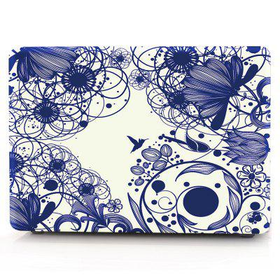 Plastic Hard Case Cover for MacBook Air 13 Inch   Flower Series