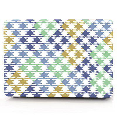 Plastic Hard Case Cover for MacBook Air 13 Inch  Geometry Series