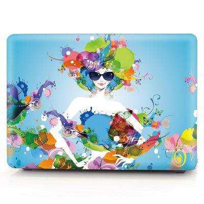 Plastic Hard Case Cover for MacBook Air 13 Inch  Girl Series