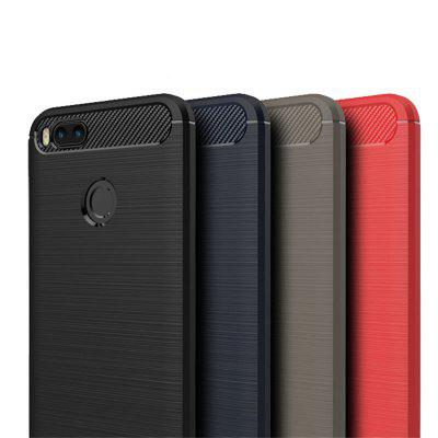 Carbon Fiber TPU Phone Case for Xiaomi Mi A1Cases &amp; Leather<br>Carbon Fiber TPU Phone Case for Xiaomi Mi A1<br><br>Compatible Model: Mi A1<br>Features: Anti-knock, Back Cover<br>Mainly Compatible with: Xiaomi<br>Material: Carbon Fiber, TPU<br>Package Contents: 1 x Phone Case<br>Package size (L x W x H): 21.00 x 12.00 x 2.00 cm / 8.27 x 4.72 x 0.79 inches<br>Package weight: 0.0290 kg<br>Product Size(L x W x H): 15.70 x 7.80 x 1.00 cm / 6.18 x 3.07 x 0.39 inches<br>Product weight: 0.0270 kg<br>Style: Pattern, Modern
