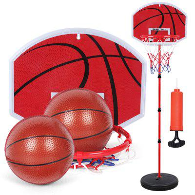 T1201C children's basketball gnucci lifting indoor hardcore basketball outdoor sports 3-4-5 boy toy box