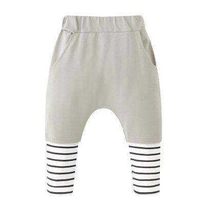 Fashion Baby Girl Boy Toddler Striped pants