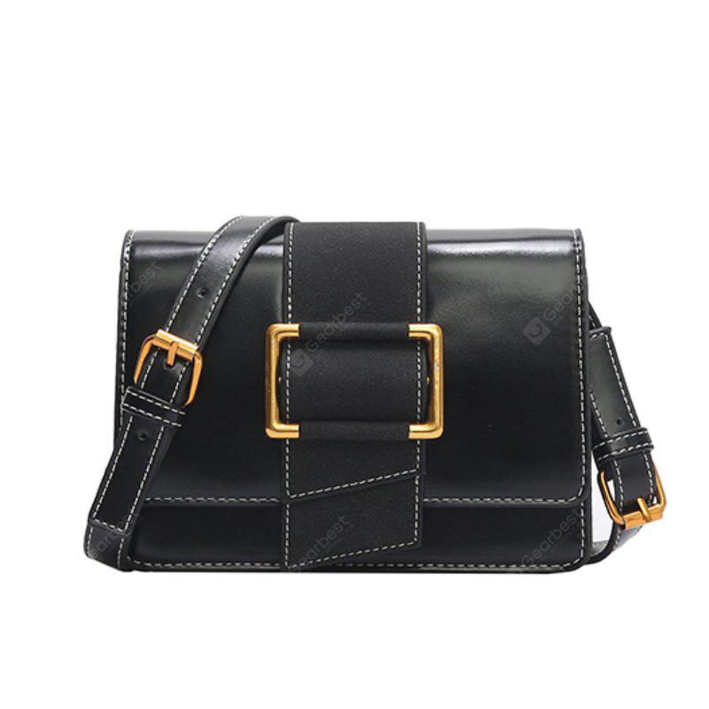 2019 new hot small square bag retro mini shoulder bag Messenger bag female bag tofu bag