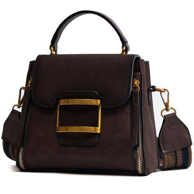 2018 New Female Fashion Bags Simple Wide Straps Satchel Smoky All-Match Shoulder Bag HandbagCrossbody Bags<br>2018 New Female Fashion Bags Simple Wide Straps Satchel Smoky All-Match Shoulder Bag Handbag<br><br>Closure Type: Zipper<br>Gender: For Women<br>Handbag Size: Small(20-30cm)<br>Handbag Type: Totes<br>Hardness: Hard<br>Interior: Interior Slot Pocket<br>Main Material: PU<br>Occasion: Versatile<br>Package Contents: 1 x Bag<br>Package Size(L x W x H): 30.00 x 12.00 x 24.00 cm / 11.81 x 4.72 x 9.45 inches<br>Pattern Type: Solid<br>Size(CM)(L*W*H): 21cm x 12cm x 21cm<br>Strap Length: 120cm<br>Style: Vintage<br>Weight: 1.7280kg<br>With Pendant: No