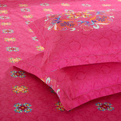 Selling Textile Bohemia Wind Three Sets of Bedding Explosion SandingBedding Sets<br>Selling Textile Bohemia Wind Three Sets of Bedding Explosion Sanding<br><br>Backing Material: Polyester<br>Crafts: Print<br>Material: Polyester<br>Package Contents: 1xBedding set<br>Package size (L x W x H): 29.00 x 22.00 x 6.00 cm / 11.42 x 8.66 x 2.36 inches<br>Package weight: 1.1000 kg<br>Patterns: Floral,Leaf,Pattern,Print,Trees / Leaves<br>Reversible: No<br>Style: Classic, Ethnic<br>Thread Count: 200TC<br>Weave Type: Plain