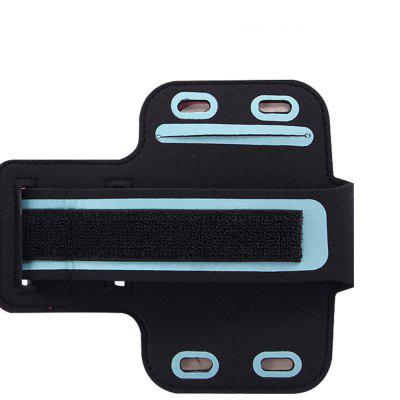 Waterproof Sports Running Armband for Xiaomi Smart Phone 5.5 inchCases &amp; Leather<br>Waterproof Sports Running Armband for Xiaomi Smart Phone 5.5 inch<br><br>Compatible models: Xiaomi<br>Material: PU Leather<br>Package Contents: 1 x Arm Bag<br>Package size (L x W x H): 20.00 x 17.00 x 1.00 cm / 7.87 x 6.69 x 0.39 inches<br>Package weight: 0.0450 kg<br>Style: Outdoor Sports