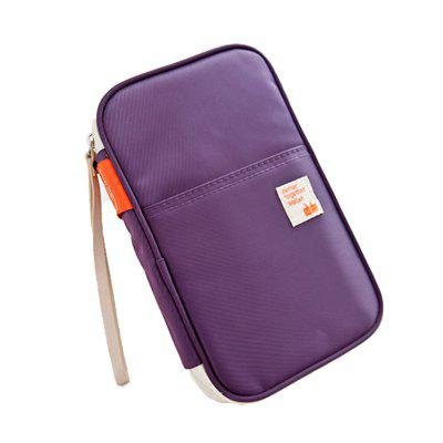 Multipurpose Travel Document Passport Card Ticket Storage Bag