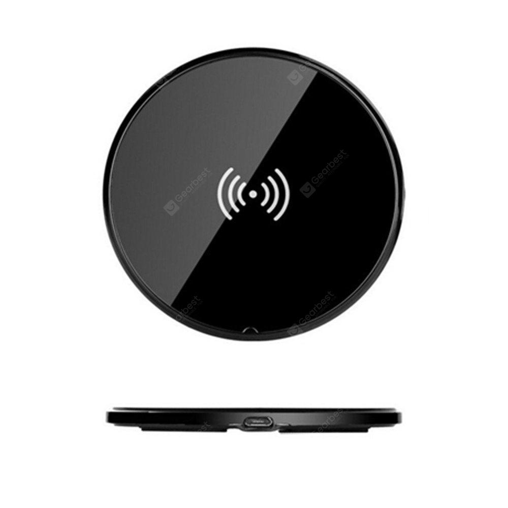 High Quality Easy to Carry Fast Wireless Charger for Samsung iPhone