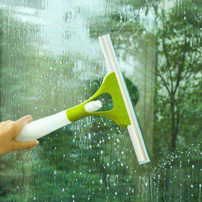 Water spray glass cleaner   Press the window cleaner   Aluminum alloy head