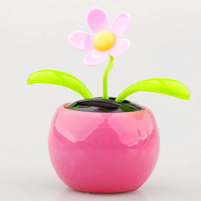 Solar and Apple Shape for Blossom Car Decoration