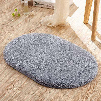 Kitchen Floor Mat Oval Antiskidding Water Absorption  DoormatCarpets &amp; Rugs<br>Kitchen Floor Mat Oval Antiskidding Water Absorption  Doormat<br><br>Category: Mat,Carpet<br>For: All<br>Material: Others, Plush, Polyester fibre<br>Occasion: Office, Dining Room, Bedroom, Bathroom, Kitchen Room, Living Room<br>Package Contents: 1 x carpet<br>Package size (L x W x H): 40.00 x 45.00 x 12.00 cm / 15.75 x 17.72 x 4.72 inches<br>Package weight: 1.6000 kg