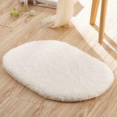 Kitchen  Floor Mat  Oval Antiskidding Water Absorption DoormatCarpets &amp; Rugs<br>Kitchen  Floor Mat  Oval Antiskidding Water Absorption Doormat<br><br>Category: Mat,Carpet<br>For: All<br>Material: Polyester fibre<br>Occasion: Office, Dining Room, Bedroom, Bathroom, Kitchen Room, Living Room<br>Package Contents: 1 x carpet<br>Package size (L x W x H): 40.00 x 45.00 x 12.00 cm / 15.75 x 17.72 x 4.72 inches<br>Package weight: 1.6000 kg