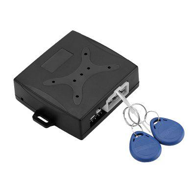 Engine Immobilizer For Car - Automatic Lock Feature RFID Engine Lock Push Button Engine Start Alarm Mode