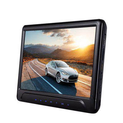 11.6inch  Car Headrest DVD Player IR Remote Control Games Emulation SD Card Slot HDMI MP5 1080P Universal Fit