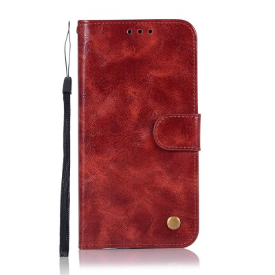 Extravagant Retro Fashion Flip Leather Case PU Wallet Cover Cases For Samsung Galaxy S8 Plus Phone Bag with Stand