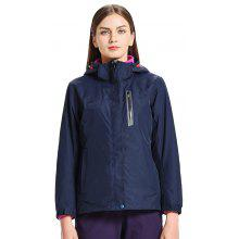 HUMTTO Women's Outdoor Windproof Hiking Jackets Camping Sportswear Coat