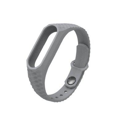 Durable Replacement TPU Anti-off Wristband per Xiaomi Mi Band 2