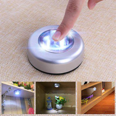JUEJA LED Night Light Closet Cabinet Touch Lamp for Wardrobe Step Stairs Aisle Car Kitchen only $1.99 with coupon