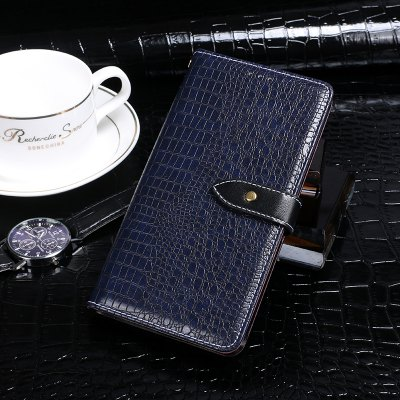 Crocodile Grain PU Leather Wallet Case for Cubot X18Cases &amp; Leather<br>Crocodile Grain PU Leather Wallet Case for Cubot X18<br><br>Compatible Model: Cubot X18<br>Features: Back Cover, Full Body Cases, Cases with Stand, With Credit Card Holder, Anti-knock, Dirt-resistant<br>Material: PU Leather, TPU<br>Package Contents: 1 x Phone Case<br>Package size (L x W x H): 20.00 x 15.00 x 1.00 cm / 7.87 x 5.91 x 0.39 inches<br>Package weight: 0.0550 kg<br>Style: Name Brand Style, Vintage/Nostalgic Euramerican Style, Funny, Cool, Special Design, Vintage