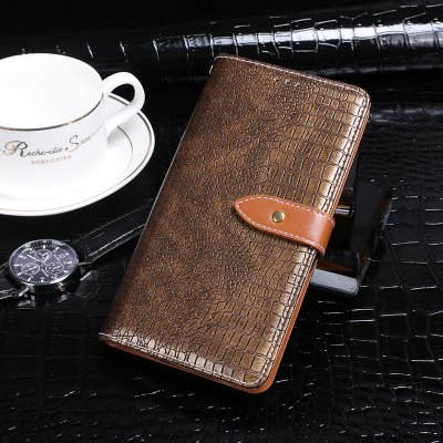 Crocodile Grain PU Leather Wallet Case for Homtom S8Cases &amp; Leather<br>Crocodile Grain PU Leather Wallet Case for Homtom S8<br><br>Compatible Model: Homtom S8<br>Features: Back Cover, Cases with Stand, With Credit Card Holder, Anti-knock, Dirt-resistant<br>Material: PU Leather, TPU<br>Package Contents: 1 x Phone Case<br>Package size (L x W x H): 20.00 x 15.00 x 1.00 cm / 7.87 x 5.91 x 0.39 inches<br>Package weight: 0.0550 kg<br>Style: Name Brand Style, Vintage/Nostalgic Euramerican Style, Cool, Special Design, Vintage