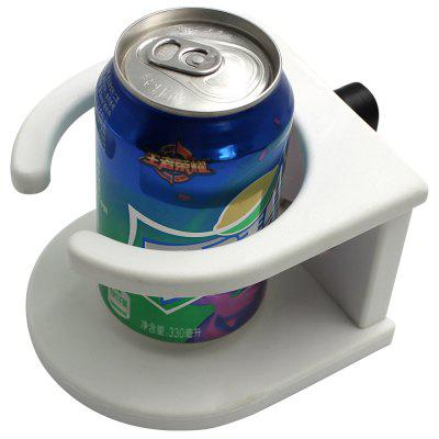 White Water Nylon Drink Holder With Three Suction Cups Mounts On The Base