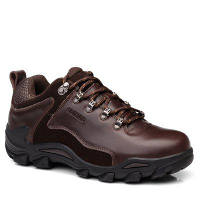 Men Casual Trend for Fashion Warm Leather Winter Shoes