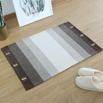 Buy Entrance Hall Modern Simple Door Entrance Water Absorbing Slippery Mat Rectangle Household COLORMIX for $25.29 in GearBest store