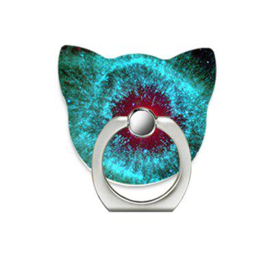 Cosmic Sky Pattern Cell Phone Ring Stand Holder for Phone 360 Degree Rotation