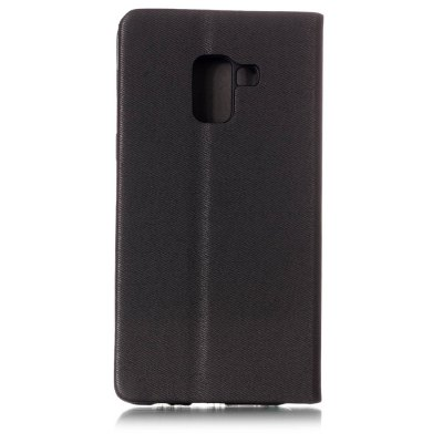Case For Samsung Galaxy A5 2018  Wallet denim Flip CoverSamsung A Series<br>Case For Samsung Galaxy A5 2018  Wallet denim Flip Cover<br><br>Features: Full Body Cases, Cases with Stand, With Credit Card Holder, Vertical Top Flip Case<br>For: Samsung Mobile Phone<br>Material: Oxford cloth<br>Package Contents: 1 x Phone Case<br>Package size (L x W x H): 15.00 x 9.00 x 1.00 cm / 5.91 x 3.54 x 0.39 inches<br>Package weight: 0.0590 kg<br>Product weight: 0.0550 kg<br>Style: Mixed Color