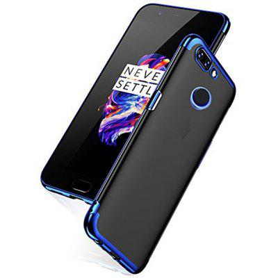 Ultrathin Plating Slim Soft Silicone Case Cover for OnePlus 5T