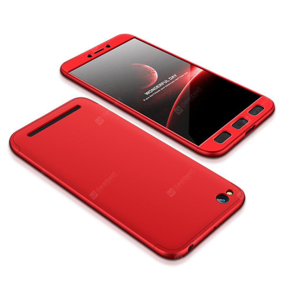 Luxury Shockproof Full Cover Fashion Matte Protective Shell for Redmi 5A Case