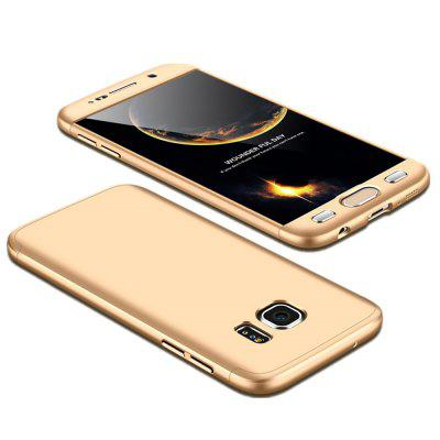 360 Degree Full Protection Case Hard PC 3 in 1 Fundas Back Cover for Samsung Galaxy S7