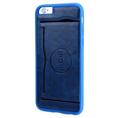 Magnetic Suction Card Holder PU Leather Soft Phone Case for iPhone 6 Plus / 6s PlusiPhone Cases/Covers<br>Magnetic Suction Card Holder PU Leather Soft Phone Case for iPhone 6 Plus / 6s Plus<br><br>Compatible for Apple: iPhone 6 Plus, iPhone 6S Plus<br>Features: Cases with Stand, With Credit Card Holder, Anti-knock<br>Material: TPU, PU Leather<br>Package Contents: 1 x Phone Case<br>Package size (L x W x H): 16.50 x 8.50 x 1.00 cm / 6.5 x 3.35 x 0.39 inches<br>Package weight: 0.0450 kg<br>Style: Cool