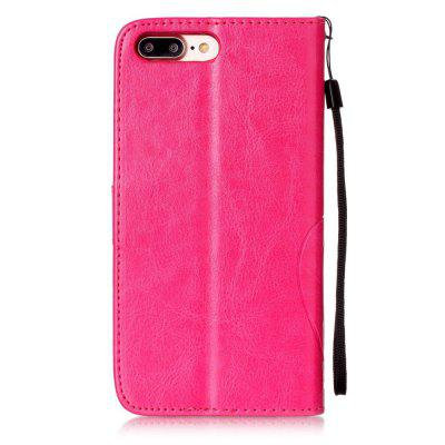 Luxury 3D Embossing PU Leather Wallet Case for iPhone 7 Plus / 8 PlusiPhone Cases/Covers<br>Luxury 3D Embossing PU Leather Wallet Case for iPhone 7 Plus / 8 Plus<br><br>Compatible for Apple: iPhone 7 Plus, iPhone 8 Plus<br>Features: With Credit Card Holder, With Lanyard, FullBody Cases, Wallet Case<br>Material: TPU, PU Leather<br>Package Contents: 1 x Phone Case<br>Package size (L x W x H): 16.50 x 8.60 x 1.80 cm / 6.5 x 3.39 x 0.71 inches<br>Package weight: 0.0750 kg<br>Style: Pattern, Retro