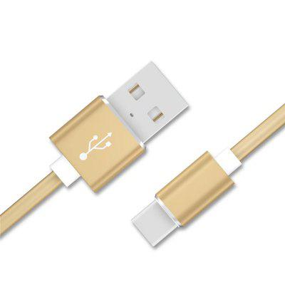 USB Type-C Cable for Android Universal Charging Cable Stretch Dual Function
