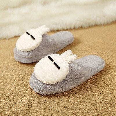 "New Cartoon Cute Wool Slippers FemaleSlippers &amp; Flip-Flops<br>New Cartoon Cute Wool Slippers Female<br><br>Available Size: 36.37.38.39.40.41<br>Gender: For Women<br>Heel Height Range: Flat(0-0.5"")<br>Heel Type: Flat Heel<br>Lining Material: Plush<br>Outsole Material: PVC<br>Package Contents: 1 xShoes(pair)<br>Pattern Type: Character<br>Season: Summer, Winter, Spring/Fall<br>Shoe Width: Medium(B/M)<br>Slipper Type: Indoor<br>Style: Sweet<br>Technology: Adhesive<br>Upper Material: Flock<br>Weight: 1.8750kg"