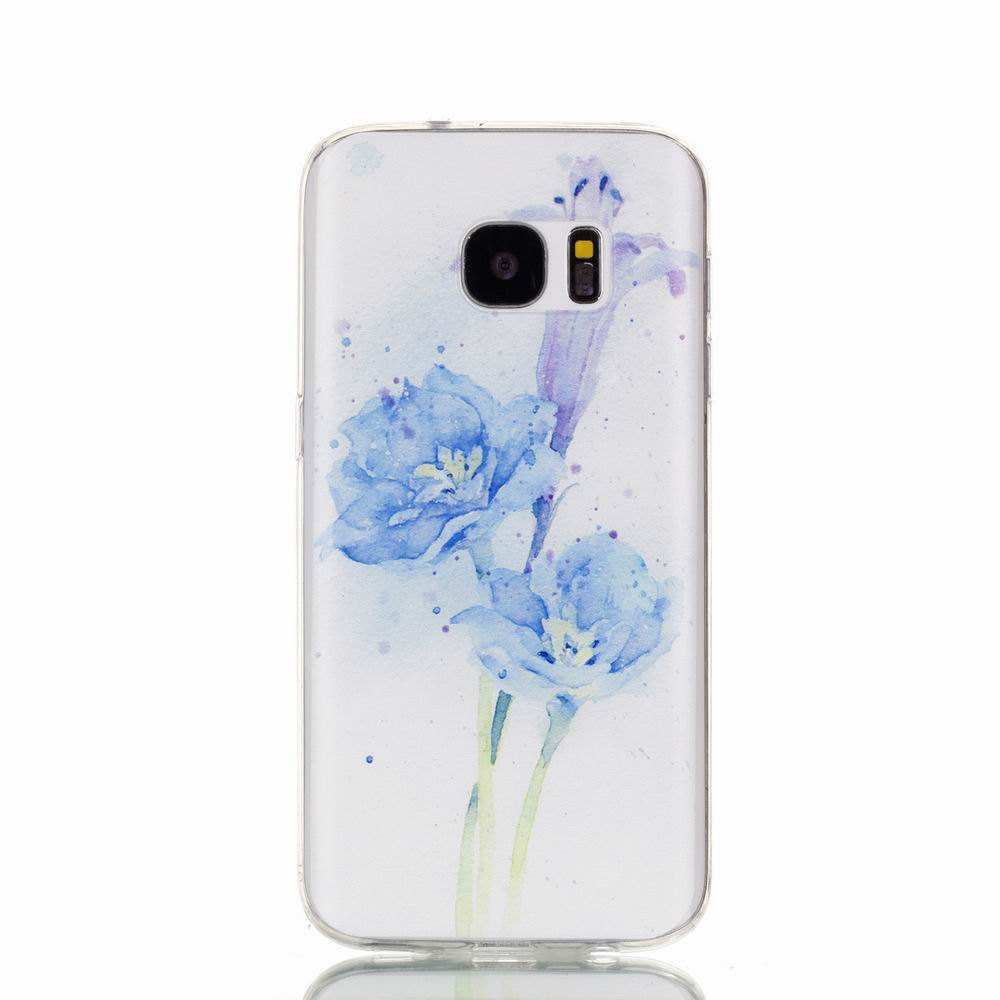For Samsung Galaxy S7 Case Soft TPU Cover for Samsung S7 Case Back Protective  Coque Cases