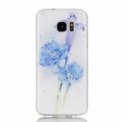 For Samsung Galaxy S7Edge Case Soft TPU Cover for Samsung S7 Edge Case Back Protective Coque Cases