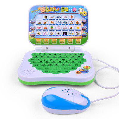 Children Early Education Puzzle Story Learning Machine