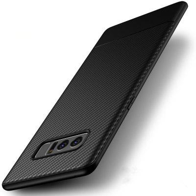 For Samsung NOTE 8 Tpu Carbon Fiber Shatter-Resistant Silicone Shell