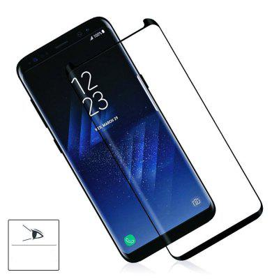 For Galaxy S8 Plus Tempered Glass Screen Protector 9H Hardness Bubble-Free HD Clear Film Screen Protector