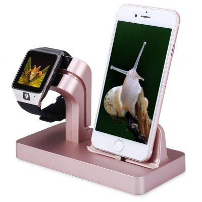 Stand Wireless Charger Charging Stand Base for Apple Series Watch Phone