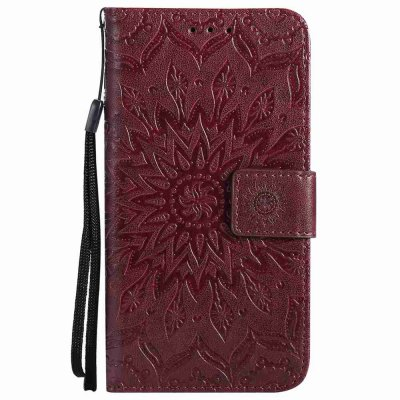 Embossed Sun Flower PU TPU Phone Case for LG Q6Cases &amp; Leather<br>Embossed Sun Flower PU TPU Phone Case for LG Q6<br><br>Features: Full Body Cases, Cases with Stand, With Credit Card Holder, With Lanyard, Anti-knock, Dirt-resistant<br>Material: PU Leather, TPU<br>Package Contents: 1 x Phone Case<br>Package size (L x W x H): 15.50 x 8.00 x 1.80 cm / 6.1 x 3.15 x 0.71 inches<br>Package weight: 0.0750 kg<br>Product weight: 0.0740 kg<br>Style: Pattern, Solid Color, Special Design, Novelty