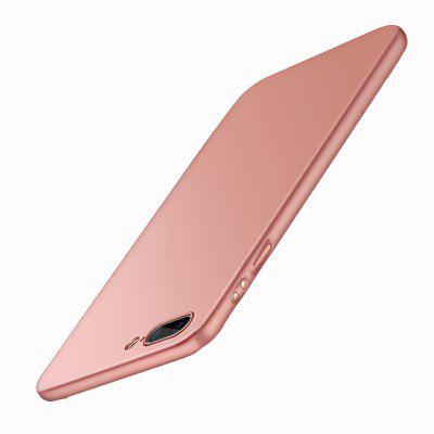 Magnetic Case for iphone 8 PLUS PC Hard Iron Sheet Magnetic Phone Case  With Iron Sheet For Magnet Car Holder