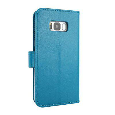 Wkae Embossed Flowers Retro Style Leather Pouch Case Cover for Samsung Galaxy S8Samsung S Series<br>Wkae Embossed Flowers Retro Style Leather Pouch Case Cover for Samsung Galaxy S8<br><br>Compatible with: Samsung Galaxy S8<br>Features: Full Body Cases, Cases with Stand, With Credit Card Holder<br>For: Samsung Mobile Phone<br>Material: TPU, PU Leather<br>Package Contents: 1 x Phone Case<br>Package size (L x W x H): 18.00 x 10.00 x 4.00 cm / 7.09 x 3.94 x 1.57 inches<br>Package weight: 0.1000 kg<br>Product weight: 0.0500 kg<br>Style: Vintage
