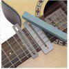 Fingerboard Guards and Guitar Fret File Cleaning Tool Set - SILVER