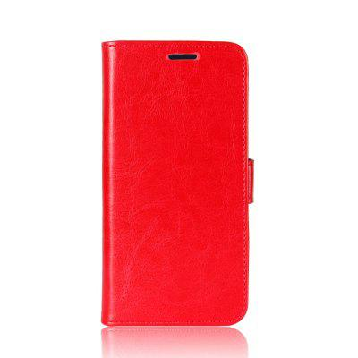 Durable Crazy Horse Pattern Back Buckle Flip PU Leather Wallet Case for OPPO R11SCases &amp; Leather<br>Durable Crazy Horse Pattern Back Buckle Flip PU Leather Wallet Case for OPPO R11S<br><br>Features: With Credit Card Holder<br>Material: PU Leather<br>Package Contents: 1 x Phone Case<br>Package size (L x W x H): 20.00 x 20.00 x 5.00 cm / 7.87 x 7.87 x 1.97 inches<br>Package weight: 0.0500 kg<br>Product weight: 0.0300 kg<br>Style: Solid Color