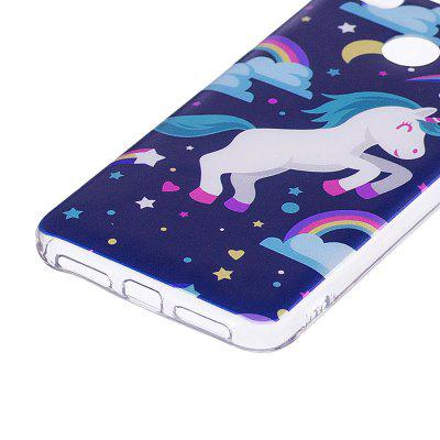 Pegasus Pattern Soft TPU Clear Case for Xiaomi Redmi 4X велосипед pegasus piazza gent 7 sp 28 2016