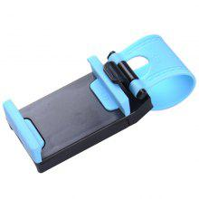 Universal Car Rubber Steering Wheel Clip Phone Holder