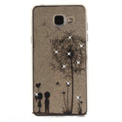 Dandelion Diamond Soft Clear IMD TPU Phone Casing Mobile Smartphone Cover Shell Case for Samsung A5 2016 A510Samsung A Series<br>Dandelion Diamond Soft Clear IMD TPU Phone Casing Mobile Smartphone Cover Shell Case for Samsung A5 2016 A510<br><br>Compatible Model: Samsung A5 2016 A510<br>Features: Back Cover, Anti-knock<br>Material: TPU<br>Package Contents: 1 x Phone Case<br>Package size (L x W x H): 17.00 x 7.00 x 1.00 cm / 6.69 x 2.76 x 0.39 inches<br>Package weight: 0.0110 kg<br>Product Size(L x W x H): 16.00 x 6.00 x 1.00 cm / 6.3 x 2.36 x 0.39 inches<br>Product weight: 0.0100 kg<br>Style: Pattern, Diamond Look